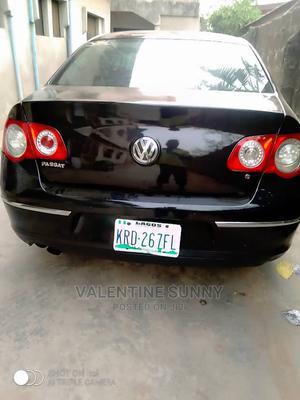 Volkswagen Passat 2007 Black | Cars for sale in Lagos State, Ikotun/Igando