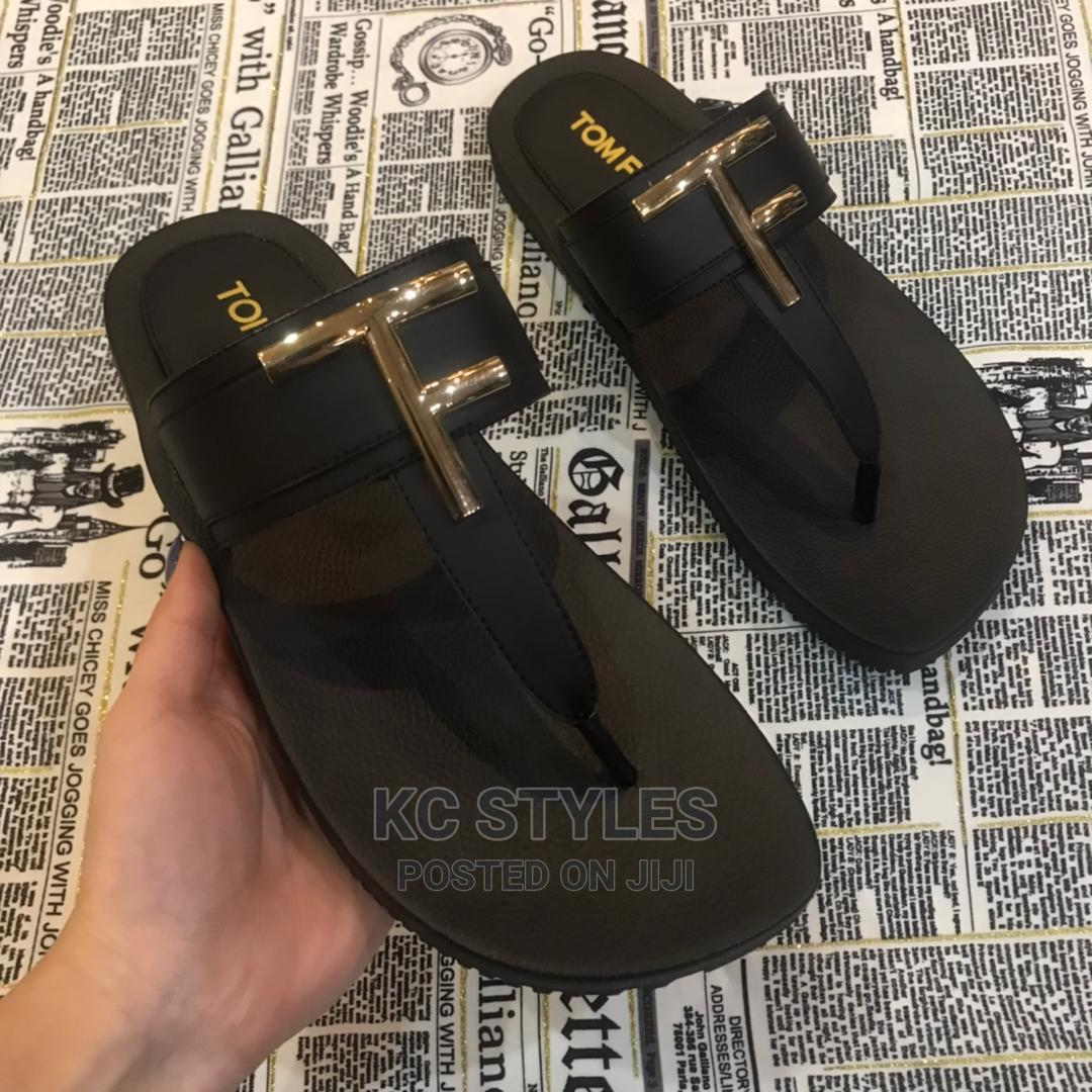 Archive: Tom Ford Palm Slippers
