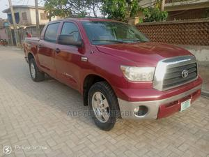 Toyota Tundra 2008 Red | Cars for sale in Lagos State, Alimosho