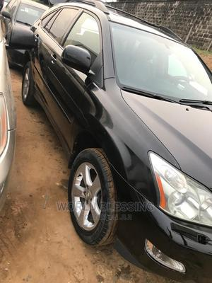 Lexus RX 2007 Black | Cars for sale in Rivers State, Obio-Akpor