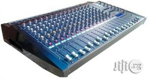 Powered Amplifier Mixer 16 Channels   Audio & Music Equipment for sale in Lagos State, Oshodi