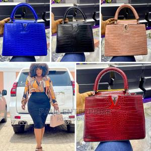 Beautiful High Quality Ladies Classic Turkey Handbag | Bags for sale in Abuja (FCT) State, Wuse 2