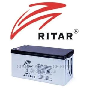 Ritar Agm Deep Cycle Series Inverter Battery 12v 200ah   Solar Energy for sale in Lagos State, Ojo