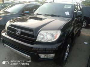 Toyota 4-Runner 2005 Limited V6 Black   Cars for sale in Lagos State, Apapa