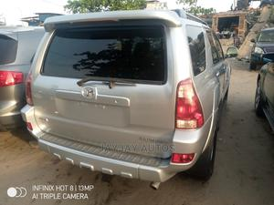 Toyota 4-Runner 2005 Limited V6 Silver   Cars for sale in Lagos State, Apapa