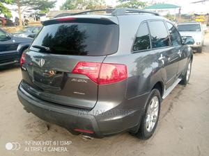 Acura MDX 2007 SUV 4dr AWD (3.7 6cyl 5A) Gray   Cars for sale in Lagos State, Apapa