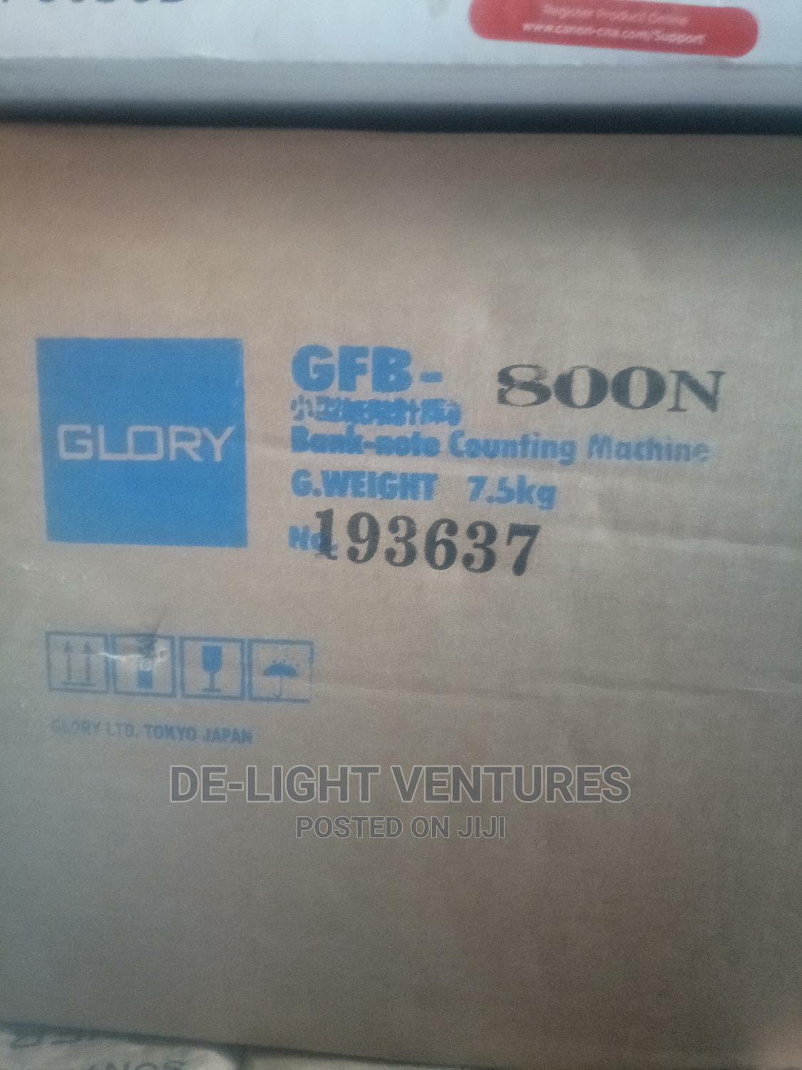 Archive: Glory Counting Machine 800N