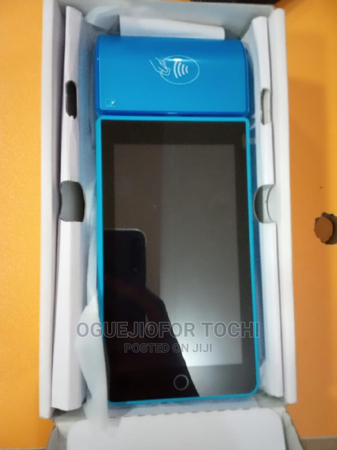 Mobile All-in- 1 Android Pos Terminal | Store Equipment for sale in Wuse 2, Abuja (FCT) State, Nigeria