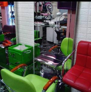 Salon Mirror With Television   Salon Equipment for sale in Lagos State, Amuwo-Odofin