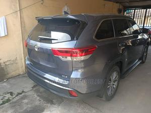 Toyota Highlander 2018 Blue | Cars for sale in Lagos State, Surulere