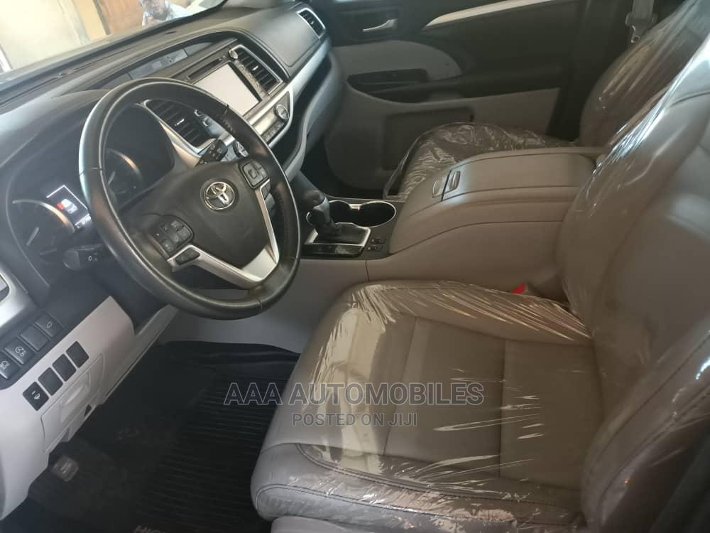 Toyota Highlander 2018 Blue | Cars for sale in Surulere, Lagos State, Nigeria