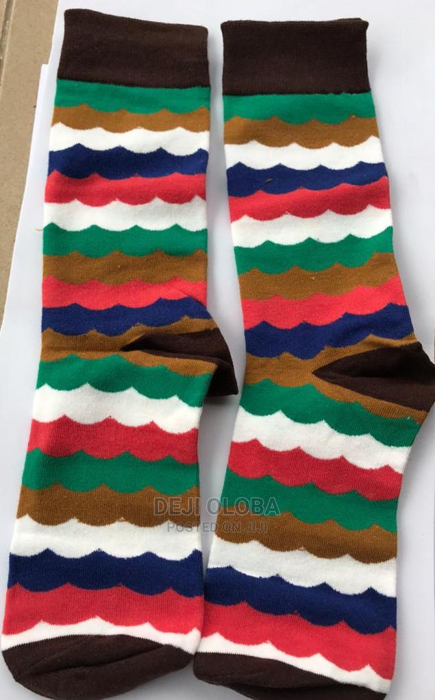 Archive: British Fashion Unisex Socks