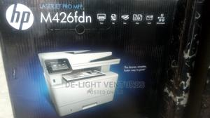 HP Laserjet Pro MFP M426fdw | Printers & Scanners for sale in Lagos State, Ikeja