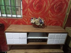 Wooden Tv Stand Without Glass | Furniture for sale in Lagos State, Ajah