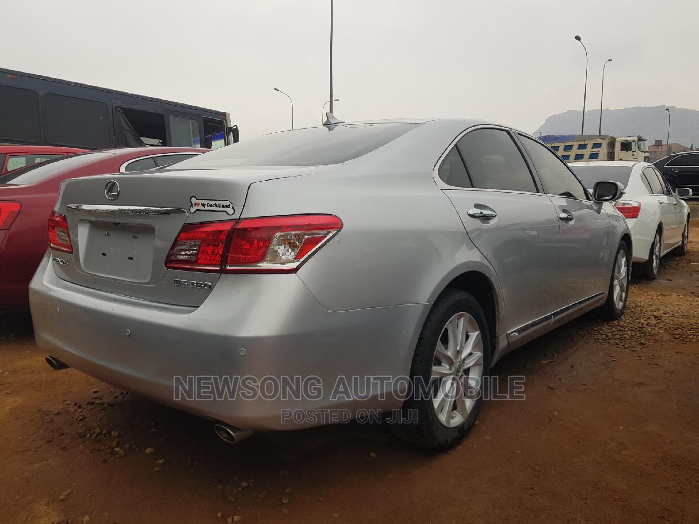 Lexus ES 2011 350 Silver   Cars for sale in Gwarinpa, Abuja (FCT) State, Nigeria