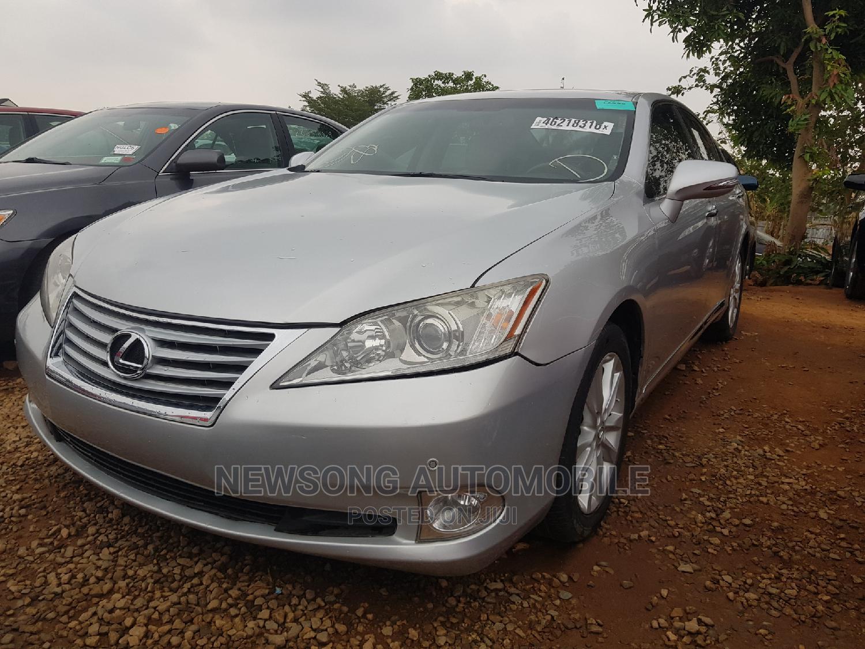 Lexus ES 2011 350 Silver