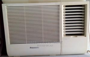 Uk Used 1.5 Window Unit Air Conditioner | Home Appliances for sale in Lagos State, Yaba