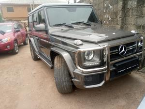 Mercedes-Benz G-Class 2015 G 65 AMG 4MATIC Gray   Cars for sale in Lagos State, Ikeja