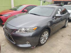 Lexus ES 2014 350 FWD Gray | Cars for sale in Lagos State, Ogba