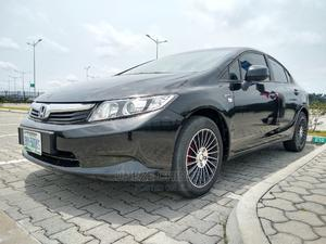 Honda Civic 2012 1.8 5 Door Automatic Black   Cars for sale in Rivers State, Port-Harcourt