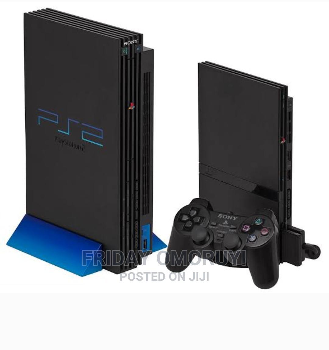 Playstation 2 | Video Game Consoles for sale in Ado-Odo/Ota, Ogun State, Nigeria