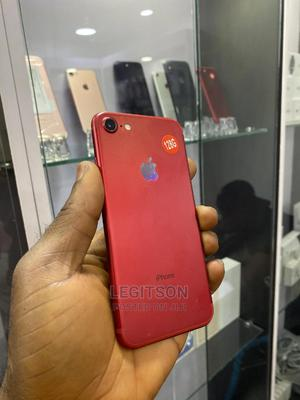 Apple iPhone 7 128 GB Red   Mobile Phones for sale in Rivers State, Port-Harcourt