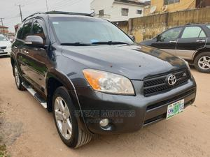 Toyota RAV4 2008 3.5 Sport Gray   Cars for sale in Lagos State, Isolo