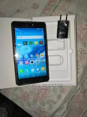 Tecno DroiPad 7D 16 GB Black | Tablets for sale in Abia State, Aba South