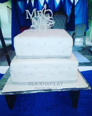 Two Tier Wedding Cake | Meals & Drinks for sale in Osun State, Osogbo