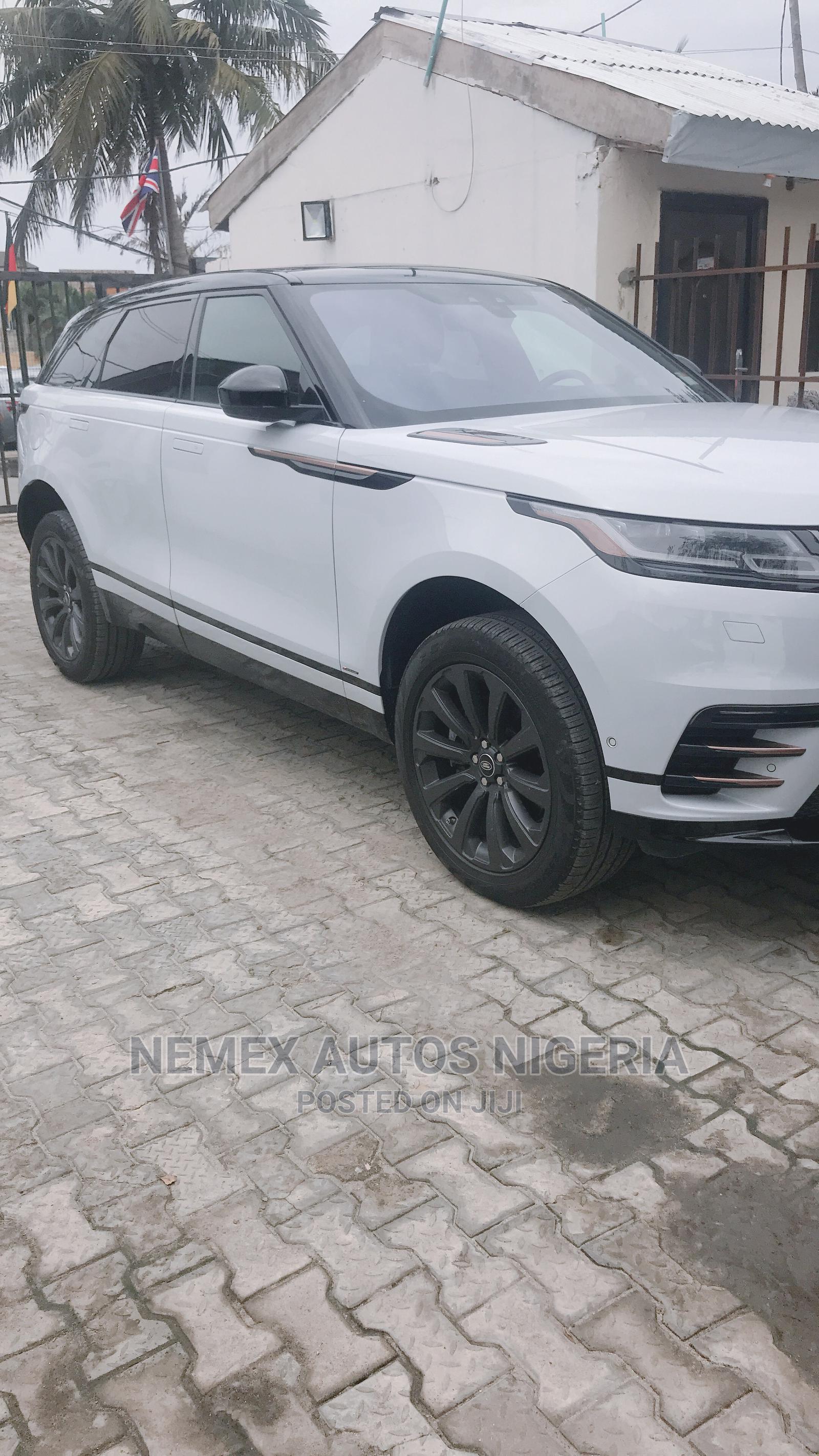 New Land Rover Range Rover Velar 2018 P380 SE R-Dynamic 4x4 White | Cars for sale in Ajah, Lagos State, Nigeria