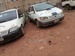 Volkswagen Sharan 2005 White   Cars for sale in Enugu State, Enugu