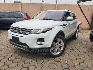 Land Rover Range Rover Evoque 2015 White   Cars for sale in Lagos State, Ikeja