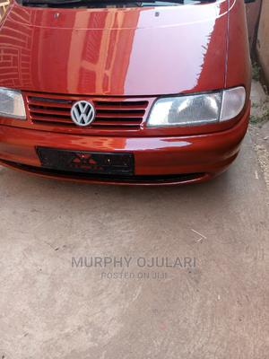 Volkswagen Sharan 2005 Red   Cars for sale in Plateau State, Jos