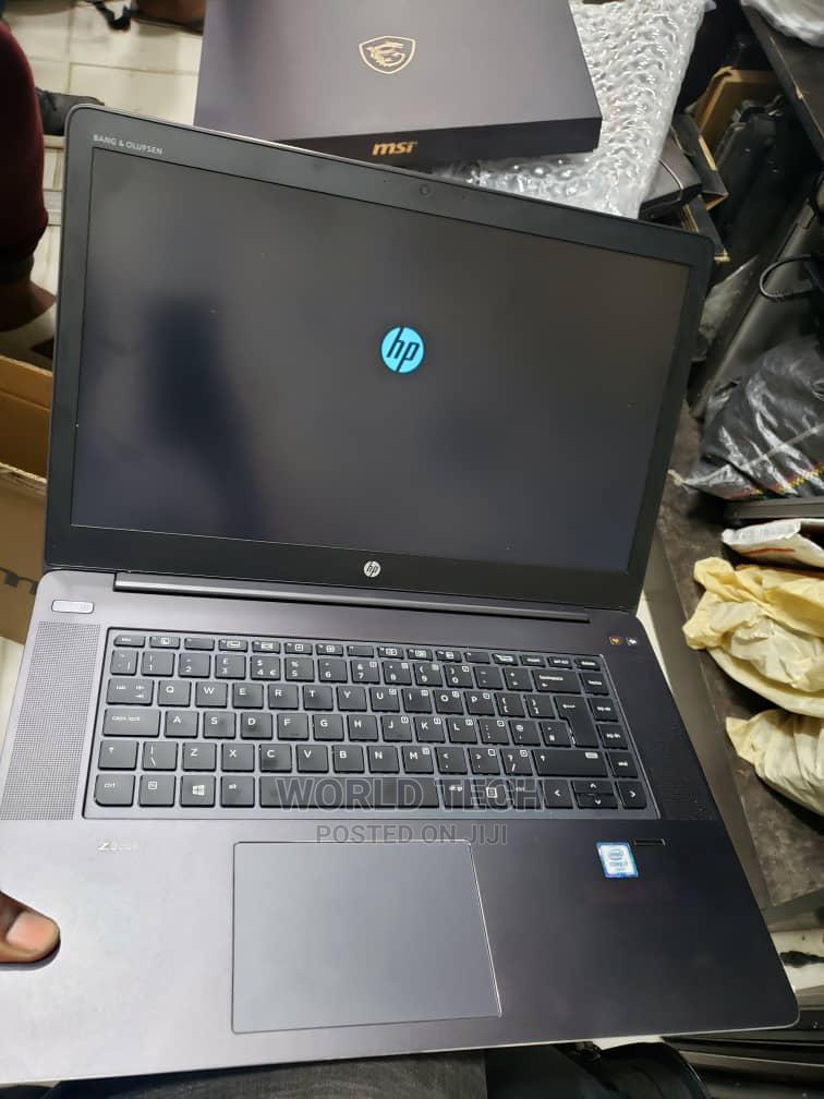 Archive: Laptop HP ZBook 15 16GB Intel Core I7 SSD 512GB