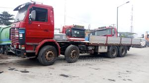 Scania 143 Cap and Chasis 12 Tyres v Engine Tokunbo   Trucks & Trailers for sale in Lagos State, Apapa