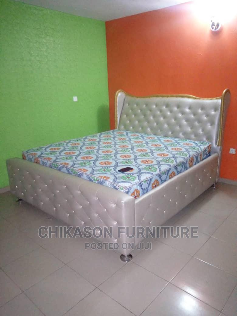 Archive: Quality Upholstery Bed