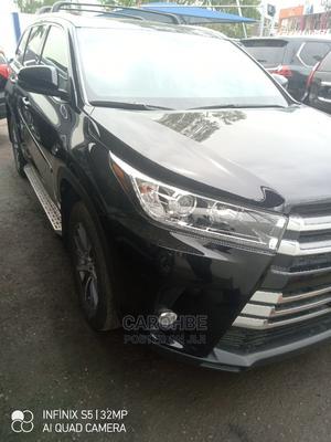 Toyota Highlander 2017 Black | Cars for sale in Lagos State, Ikeja