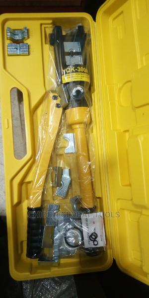 Hadrolic Cable Lock 300mm | Hand Tools for sale in Lagos State, Ojo