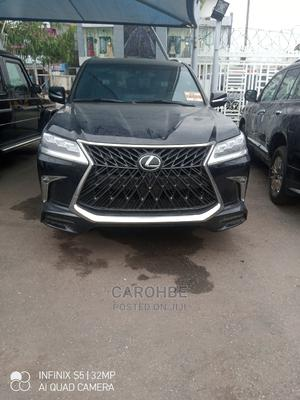 New Lexus LX 2020 570 Two-Row Black | Cars for sale in Lagos State, Ikeja
