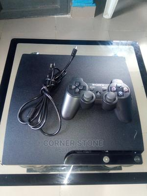 London Used Sony Playstation 3 Console, With | Video Game Consoles for sale in Abuja (FCT) State, Wuse 2