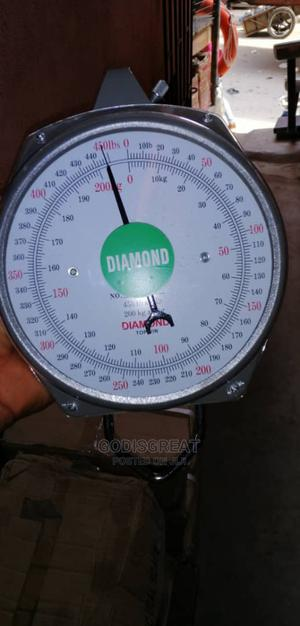 200kg Hanging Scale   Store Equipment for sale in Lagos State, Lagos Island (Eko)