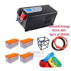 5KVA 48V Pure Sine Wave Inverter | Solar Energy for sale in Lagos State, Lekki