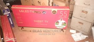 LG Smart TV 55 Inches | TV & DVD Equipment for sale in Oyo State, Ibadan