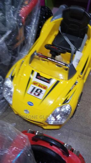 Children Driving Car 12V Kids Ride on Sports Car | Toys for sale in Lagos State, Lekki