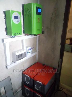 3.5kva Professional Inverter Solar Powered Installation | Solar Energy for sale in Akwa Ibom State, Uyo