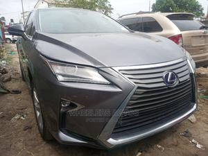Lexus RX 2018 350L Luxury AWD Gray | Cars for sale in Lagos State, Amuwo-Odofin