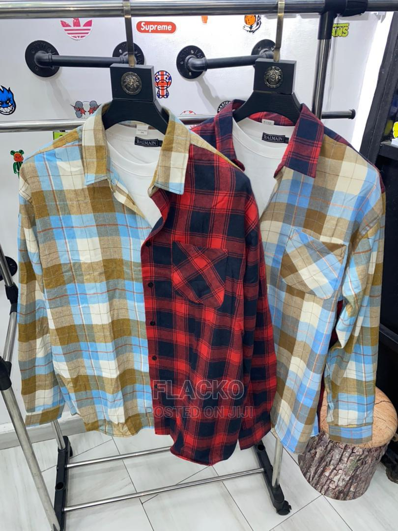 Archive: Quality Checkers Shirts for Men Available