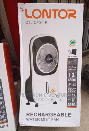 Lontor Rechargeable Air-Cooler Mist Fan | Home Appliances for sale in Lagos State, Ikeja