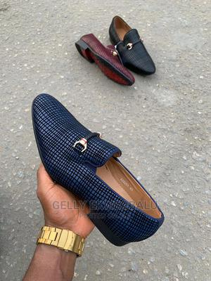Folletel Blue Dress Shoes/Loafers for Men   Shoes for sale in Lagos State, Apapa