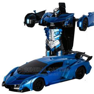RC Car Transformation Robots Sports Vehicle | Toys for sale in Lagos State, Lagos Island (Eko)